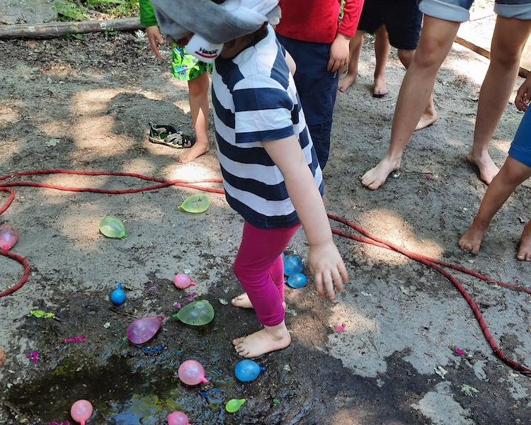 Sommerfest 2021, Wasserspaß